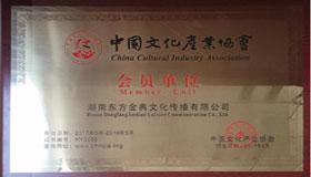 中国文化产业协会会员单位